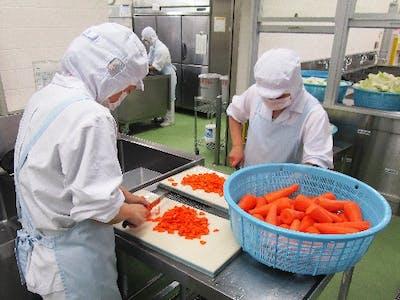 協立給食株式会社の画像・写真