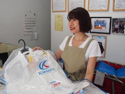 株式会社カワキ屋クリーニング店の画像・写真