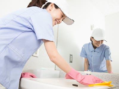 株式会社小田急ビルサービス 早稲田大学清掃詰所の画像・写真