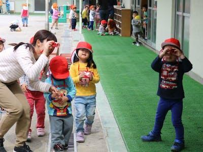 学校法人 かしのみ学園 調布多摩川幼稚園の画像・写真