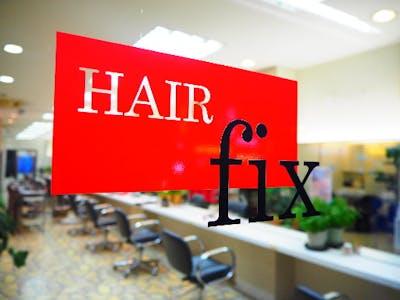 HAIR  fixの画像・写真