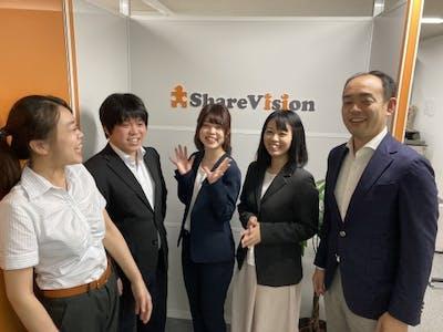 シェアビジョン株式会社の画像・写真