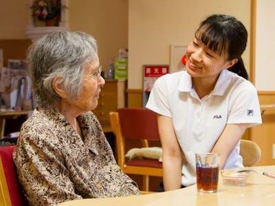 特別養護老人ホームこもれびの画像・写真